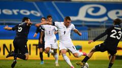 Италия – Сан-Марино – 7:0. Тренировка на карлике. Видео голов и обзор матча