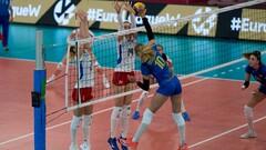 Жіноча збірна України стартувала в Золотій Євролізі з вольової перемоги