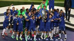 Вторая попытка Тухеля оказалась удачной. Челси - победитель Лиги чемпионов!