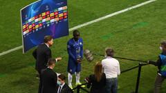 Нголо Канте признан лучшим игроком финала Лиги чемпионов