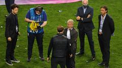 Тухель впервые встретился с Абрамовичем после победы Челси в финале ЛЧ