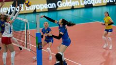 Україна – Болгарія. Золота Євроліга. Дивитися онлайн. LIVE трансляція
