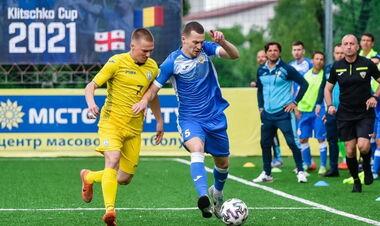 Україна розгромила Румунію та виграла Кубок Кличка 2021