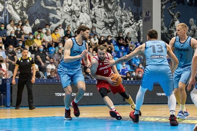 Прометей обыграл Днепр во втором матче и сравнял счет в серии