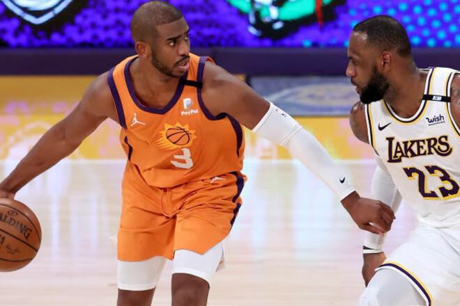 НБА. Финикс сравнивает счет с Лейкерс, Клипперс разобрались с Далласом