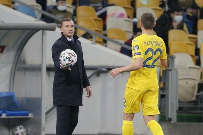 Шевченко розповів, з якою з команд не хотів би зустрітися на Євро