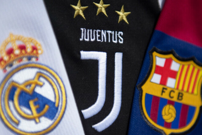 Президент УЕФА: «Барса, Реал и Юве могут играть в своей Суперлиге на троих»