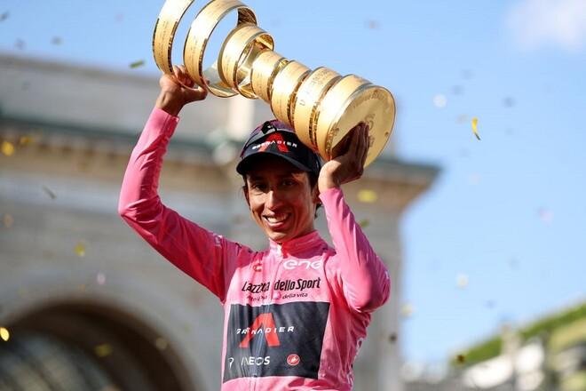 Тяжелая победа Берналя, героизм Карузо. Итоги Джиро д'Италия-2021