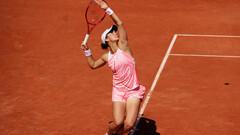 Калинина уверенно переиграла Кербер в первом круге Ролан Гаррос