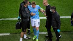 Де Брюйне получил два перелома в матче с Челси