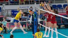 З фаворитом не впоралися. Українки програли Болгарії в Золотій Євролізі