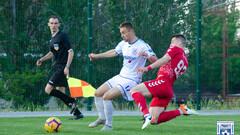 Николаев переиграл Волынь, вышел на 4-е место и претендует на выход в УПЛ