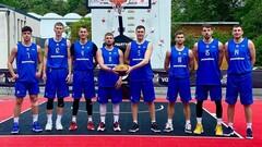 Сборная Украины 3х3 сыграет в квалификации Олимпиады