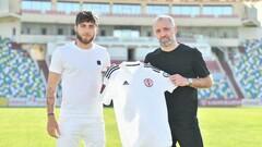 Георгий ЦИТАИШВИЛИ: «Всегда хотел играть за Грузию»