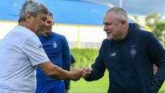 ФОТО. Суркис и Луческу посетили финал Лиги чемпионов