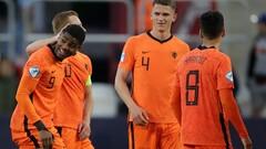 Евро-2021 U-21. Испания и Нидерланды вышли в полуфинал