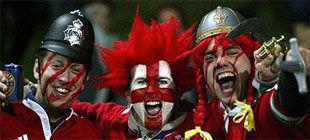 На Рождество британцы сходят с ума не только от футбола