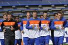 Состав Голландии на матч с Украиной