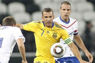 Украина - Голландия - 1:1: Первый невыигранный