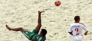 Чемпионат Киева по пляжному футболу: 10-й тур