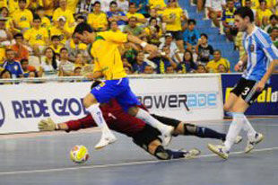 Бразилия – Аргентина – 6:1