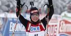 Вита Семеренко пятая в масс-старте!