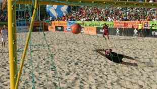 Европейская Лига пляжного футбола. Суперфинал. День третий