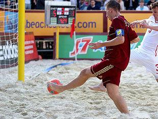 Европейская Лига пляжного футбола. Суперфинал. Итоги