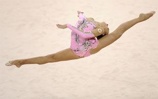 Евгения Канаева – победительница Гран-при в Холоне