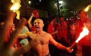 Динамо самый популярный клуб в Европе среди местных фанов!