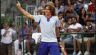 ATP Куала-Лумпур: Долгополов уверенно стартовал в Малайзии