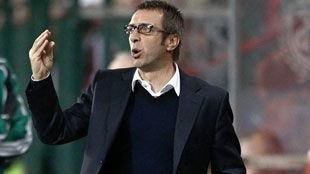 Тренер Панатинаикоса отправлен в отставку