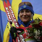 Шведка Анна-Карин Олофссон вновь среди лидеров