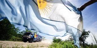 Дакар-2010. День одиннадцатый. Сообщает КАМАЗ