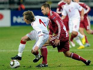Группа F. Латвия – Грузия – 1:1 + ВИДЕО