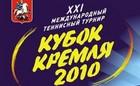 Кубок Кремля: четыре победы из четырех!