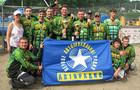 Прорыв украинского пейнтбола!
