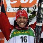 Бьорндален и Свендсен разыграли между собой золото спринта!