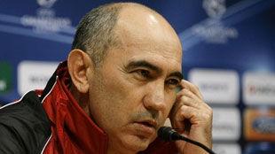 Курбан БЕРДЫЕВ: «На плей-офф у Рубина теоретические шансы»