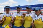 Украинки выиграли «серебро» в академической гребле