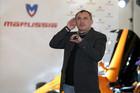 Николай ФОМЕНКО: «Одна из команд Формулы-1 теперь наша!»