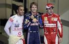 Себастьян Феттель - чемпион мира в Формуле-1!!!