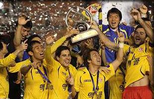 Соннам Ильва Чунма - победитель азиатской Лиги чемпионов