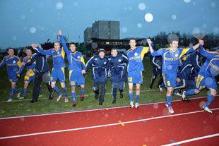 БАТЭ в седьмой раз стал чемпионом Беларуси!