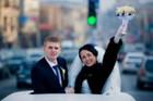 Владимир Аржанов связал себя узами брака