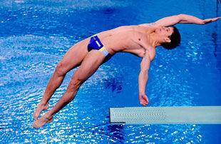 Илья Кваша признан лучшим прыгуном в воду в 2010 году