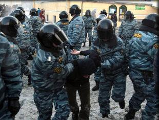 В России фанаты вышли на улицы