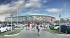 Спартак получил разрешение на строительство нового стадиона