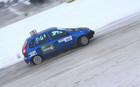 Андрей Гусин выиграл профессиональную автогонку!