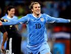 Диего Форлан и сборная Уругвая пожалуют в Таллин